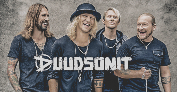 THE DUDESONS   for Kalevala Jewelry 2013