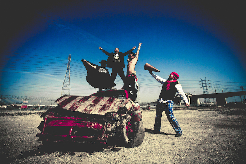 THE DUDESONS                                Los Angeles CA