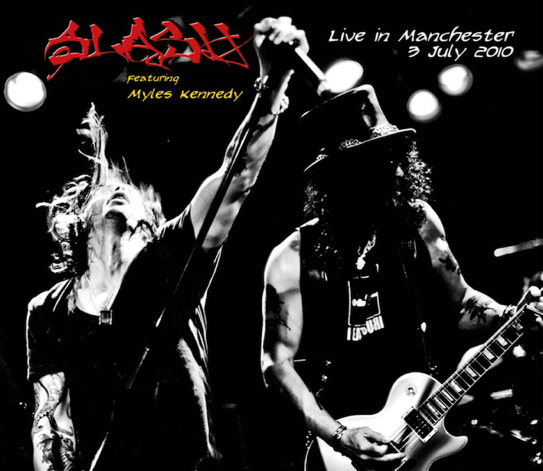 SLASH   Live in Manchester