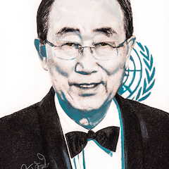 BAN KI-MOON (UNITED NATIONS)