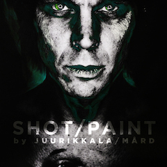 VILLE VALO (HIM)   by SHOTPAINT